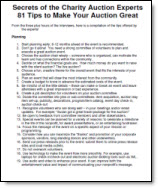 Auction Tips Bonus