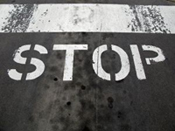 Stop - 7 Reasons not to start a nonprofit